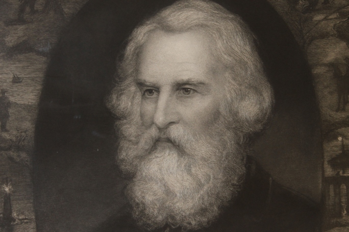 hw longfellow poems with summary