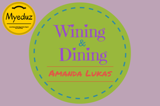 Wining and Dining by Amanda Lukas