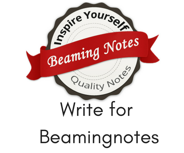 Write for beamingnotes