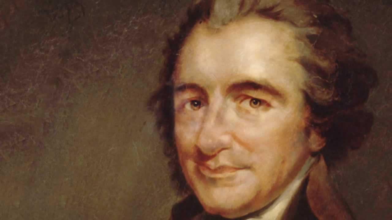 Thomas paine an american philosopher essay