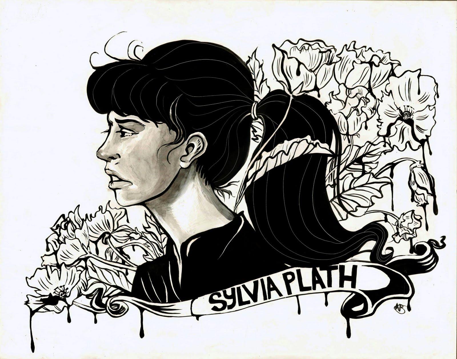 a description of lady lazarus by sylvia plath