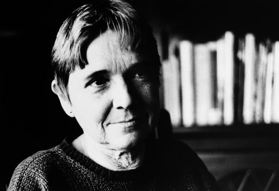 feminism in adrienne richs poetry Altogether, adrienne rich was a very well know poet and feminist during this time her poems, diving into the wreck and storm warnings, both have a common theme of conflict diving into the wreck was more of both internal and external, and storm warnings was more just internal.