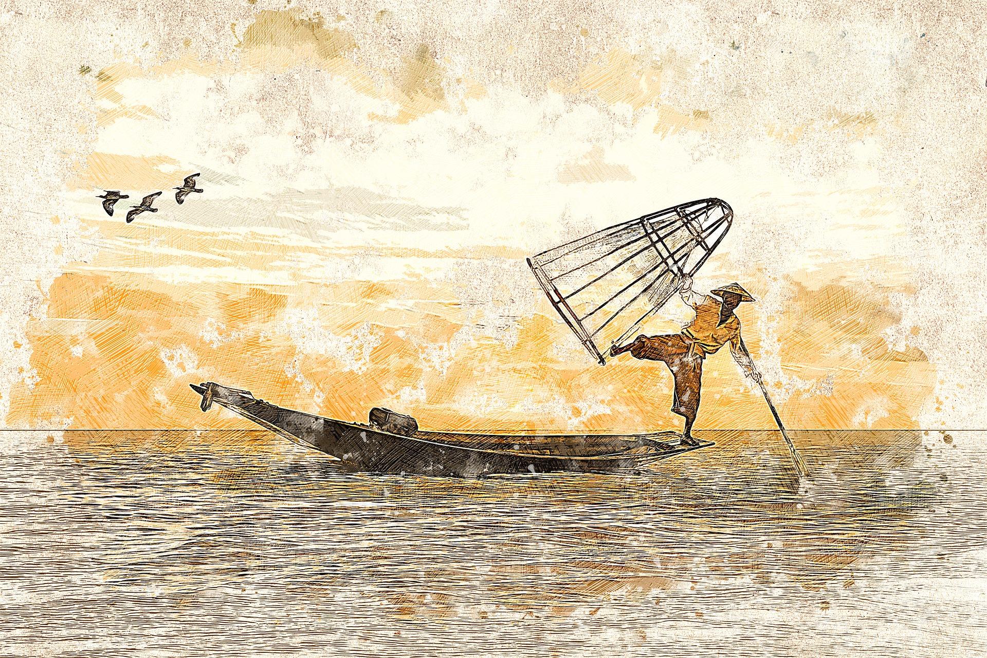 Coromandel Fishers Poem Summary By Sarojini Naidu Beaming Notes